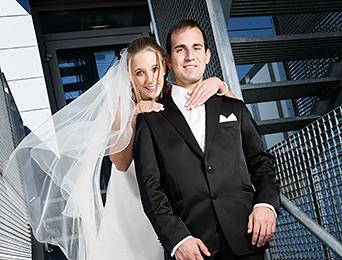 Hochzeit Tanja & David 2015